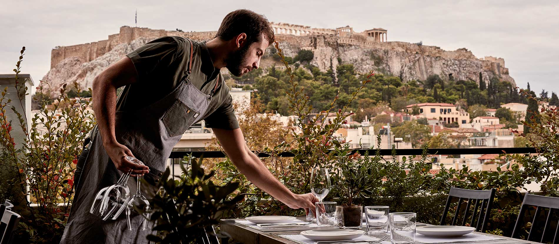 The zillers roof garden athens